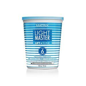 Matrix Colorgraphics/Lightmaster Lift & Tone Powder Lifter 454g