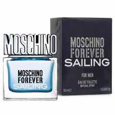FOREVER SAILING BY MOSCHINO-MEN-EDT-SPRAY-1.0 OZ-30 ML-AUTHENTIC-ITALY