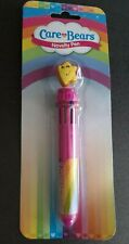 Care Bears 10 Colours Retracting Ball Point Pen Childs Fun Novelty Writing