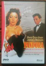 DVD Pandora and the Flying Dutchman-1951-Albert Lewin-Ava Gardner-james mason