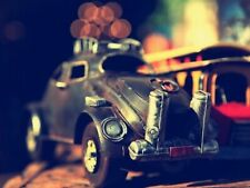 Toy car Vintage Home decor Wall Print POSTER FR