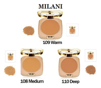 MILANI Mineral Compact Makeup - All Shades