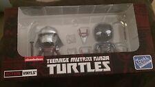 NEW Teenage Mutant Ninja Turtles action vinyls - Shredder (The Loyal Subjects)