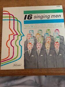 16 Singing Men Album