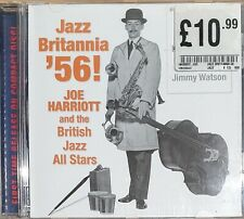 Joe Harriott and the British All Stars - JAZZ BRITANNIA '56 - CD - New