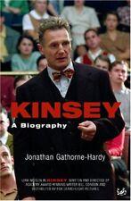 Kinsey: A Biography,Jonathan Gathorne-Hardy
