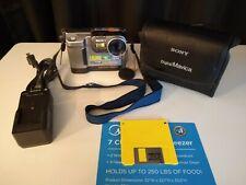 Sony Mavica MVC-FD88 1.3MP Digital Camera 16x Zoom 3 1/2