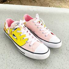 Converse Chuck Taylor All Star Looney Tunes Tweety Bird Women 10 Men 8 Pink
