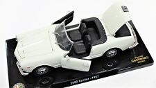 MODELLINI AUTO ALFA ROMEO 2000 SPIDER SCALA 1:24 CAR MODEL MINIATURE CENTENARIO