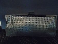 KENNETH COLE REACTION  Beautiful  Mesh  Evening/ Formal  Bag Free Shipping