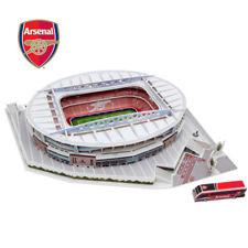 3D Arsenal Emirates Replica Stade de Football 160PC Jigsaw Puzzle Cadeau Fan NEW