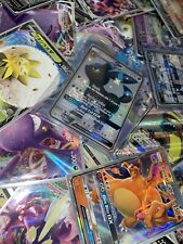 "Pokemon Card ""MYSTERY PACK""  5 HOLO/REVERSE + 1 ULTRA RARE CARD (GX,EX,VMAX,ETC)"