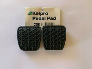 HOLDEN ASTRA BRAKE & CLUTCH PEDAL PAD KIT SUITS AH TR & TS MODELS 9/1998-12/2009