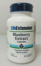 Blueberry Extract, Life Extension, 60 capsule
