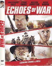 Echoes of War (DVD/VUDU)--BRAND NEW FACTORY SEALED-B14