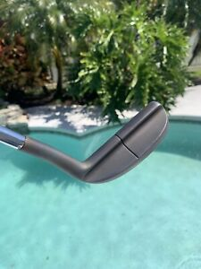 Odyssey Metal-X 8 Putter Custom Raw Finish Oil Can Finish 33.5""