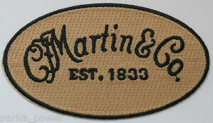 Martin & Co Pic Patch, Guitars, Instruments, Music,