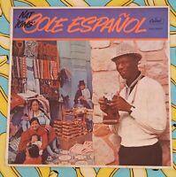Nat King Cole Espanol 12 Inch Vintage Vinyl LP