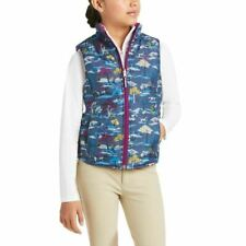 Ariat Youth Emma Reversible Insulated Vest