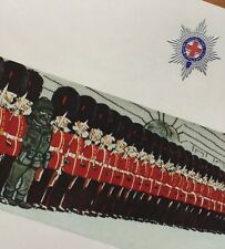 Original Gale & Polden Coldstream Guards Regimental Christmas Card