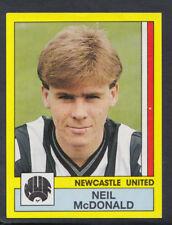 Panini football 1987 STICKER-Nº 189-Neil McDonald-Newcastle United (S854)