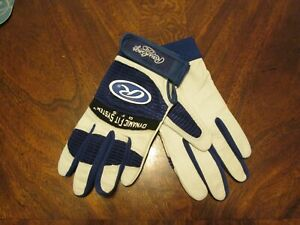 Rawlings Dynamic Fit System Youth Batting Gloves size XL