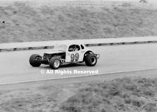 Bob Malzahn at Langhorne Speedway Photo
