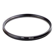 82mm Circular Polarizing CIR-PL CPL FILTER lenses for canon nikon sony lens RISE
