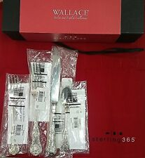 WALLACE QUEENS 4 PIECE DINNER SIZE *NEW*