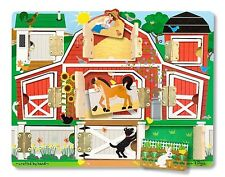 Melissa & Doug Hide and Seek Farm #4592 New Sealed