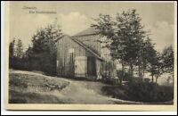 Ilmenau Thüringen Postkarte ~1920/30 das Goethehäuschen AK Verlag C. Peter