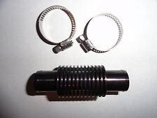 Made In  USA Inline Radiator Water Cooler Raptor 700 2006-2013 Black