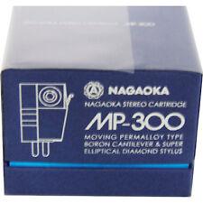 NAGAOKA MP-300 Audio Phono Stereo MP Type Cartridge only MP300 Japan NEW