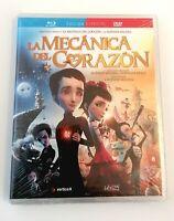 LA MECÁNICA DEL CORAZÓN - DVD + BLURAY -  MATHIAS MALZIEU - ANIMACIÓN - FRANCIA