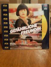 Laserdisc Gefährliche Freundin  PAL Deutsch