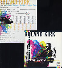ROLAND KIRK talkin' verve - roots of acid jazz