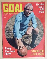 GOAL FOOTBALL MAGAZINE - 31.1.70 - ISSUE 78 - DAVE CLEMENTS - HUDDERSFIELD TOWN