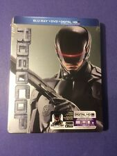 RoboCop Blu-ray Disc *Limited Steelbook Edition* NEW
