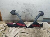 2015 Yamaha YZF R3 YZF-R3 Left & Right Lower Fairings Fairing Belly Pan