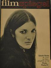 FILMSPIEGEL - 20. AGOSTO 1969 - ESLINDA NUNEZ (FS 289)