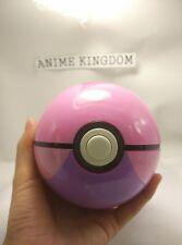 "USA Seller Cosplay 4"" Pokeball Pop-up 10 cm Big Dream Ball & Pokemon Figure"