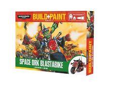Warhammer 40,000 SPACE ORK BLASTABIKE BUILD & PAINT SERIES 1 REVELL 00085
