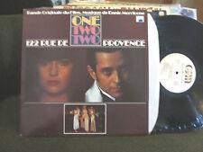 ONE TWO TWO RUE DE PROVENCE 122 lp nm 1978 ennio morricone OST rare soundtrack !