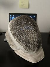 Small Fencing Helmet, Used, White