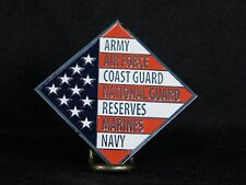 Armed Forces Military Collectible Coin - 2013 Seattle Mariners Salute