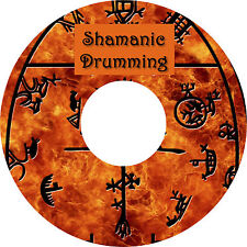 Shamanic Drumming CD Relaxation Stress Anxiety Relief Deep Sleep Healing Nature