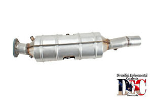 Catalytic Converter   DEC Catalytic Converters   FOR951106T