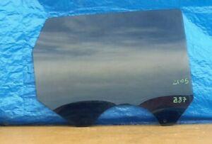 2011-2016 Dodge Journey Window Glass OEM Rear Right Door