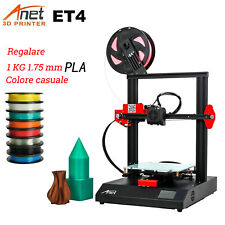 Anet Et4 Stampante 3d livellamento automatico 220*220*250mm 1kg 1.75mm PLA IT