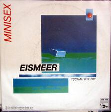 Single / MINISEX / CLEAR VINYL / PROMO / AUSTRIA / SCHALTER / RARITÄT /